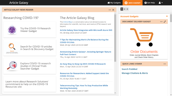 article-galaxy-news-reader