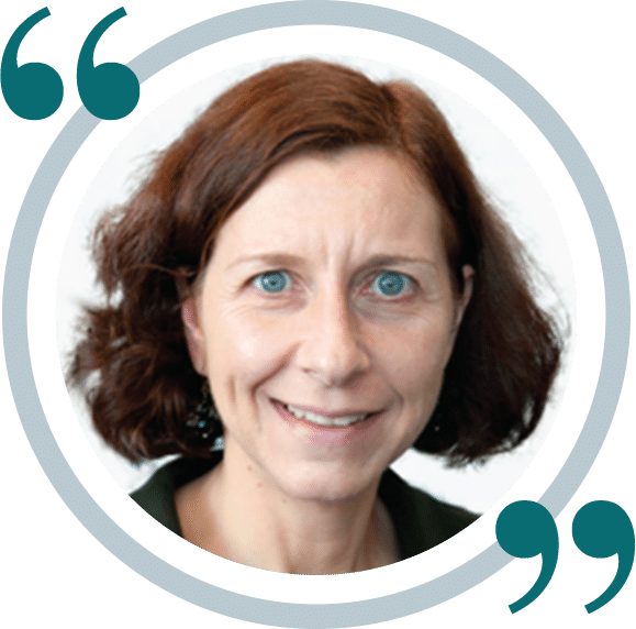 Lore Gruenbawm PhD Executive director of biology and pharmacology - Applied Biomath