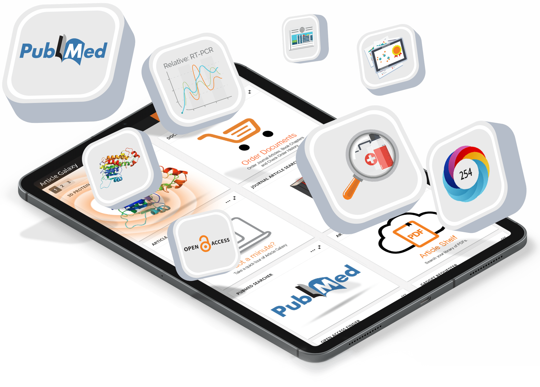 Article Galaxy research platform tools for enhanced productivity