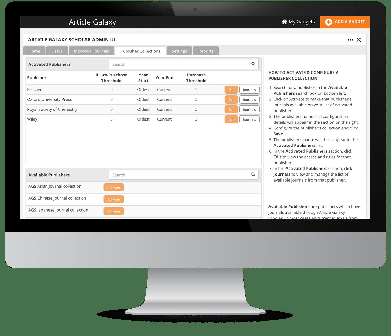 Scholar Platform Beta