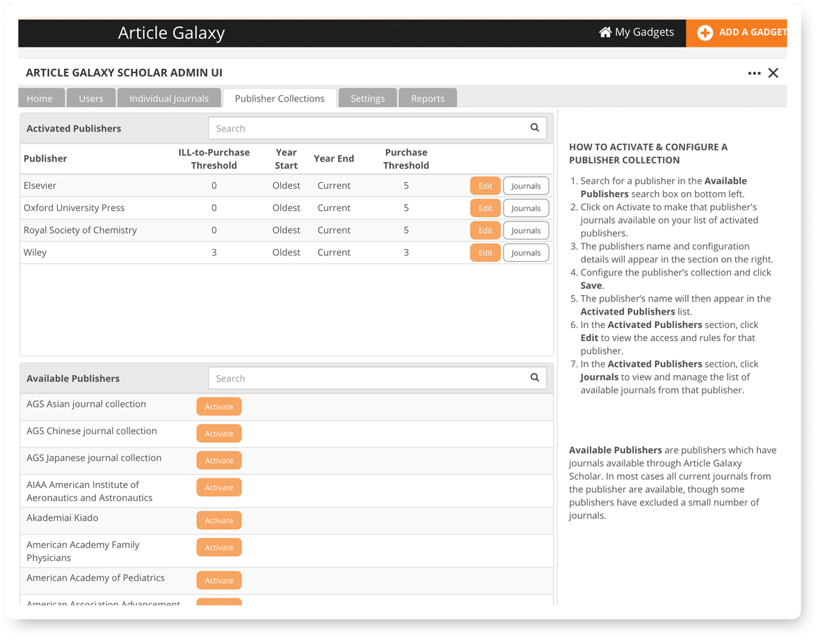 Streamlined, Configurable, and Flexible Workflow